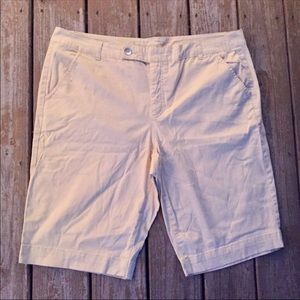 Cute tan 18 woman shorts